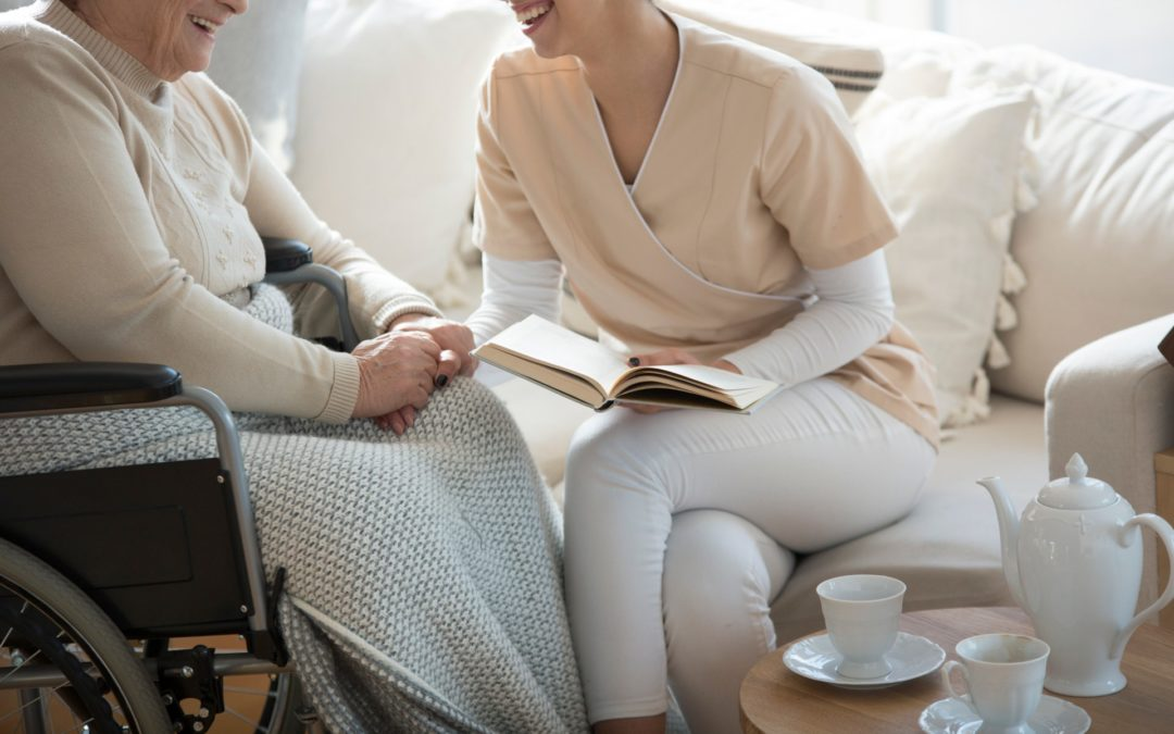 Making a Difference: Why Working in Home Healthcare Is the Way to Go
